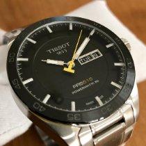 Tissot PRS 516 neu Automatik Uhr mit Original-Box T100.430.11.051.00