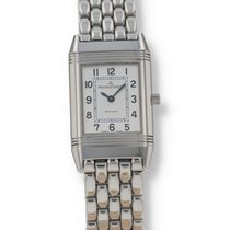 Jaeger-LeCoultre Reverso (submodel) Steel 20mm Silver United States of America, New Hampshire, Nashua