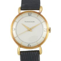 Jaeger-LeCoultre Yellow gold 35mm Manual winding pre-owned United States of America, Pennsylvania, Southampton