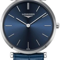 Longines La Grande Classique Steel 29mm Blue United States of America, California, Moorpark