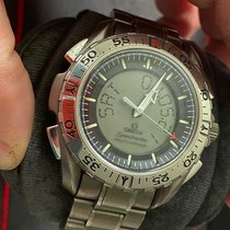 Omega 32905000 Titanium 1998 Speedmaster 42mm tweedehands