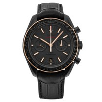 Omega Speedmaster Professional Moonwatch Cerámica 44.25mm Negro Sin cifras México, Corregidora