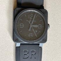 Bell & Ross BR 03 BR 03-92-CBL Очень хорошее Керамика 42mm Автоподзавод Россия, Москва