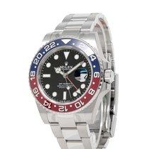 Rolex GMT-Master II Steel 40mm Black United States of America, New York, Hartsdale