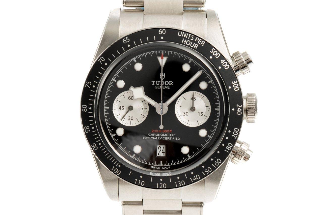 Tudor Black Bay Chrono 79360N 2021 nuevo