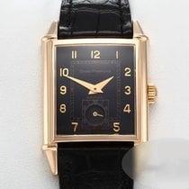 芝柏 Vintage 1945 玫瑰金 28mm 黑色 阿拉伯數字