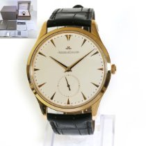 Jaeger-LeCoultre Master Grande Ultra Thin pre-owned Champagne Date
