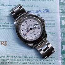 Rolex Explorer II Acier 40mm Blanc Sans chiffres France, Paris