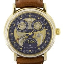 Theorein pre-owned Automatic 35mm Blue Sapphire crystal