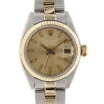 Rolex 6917 Gold/Stahl 1978 Lady-Datejust 26mm gebraucht Deutschland, München