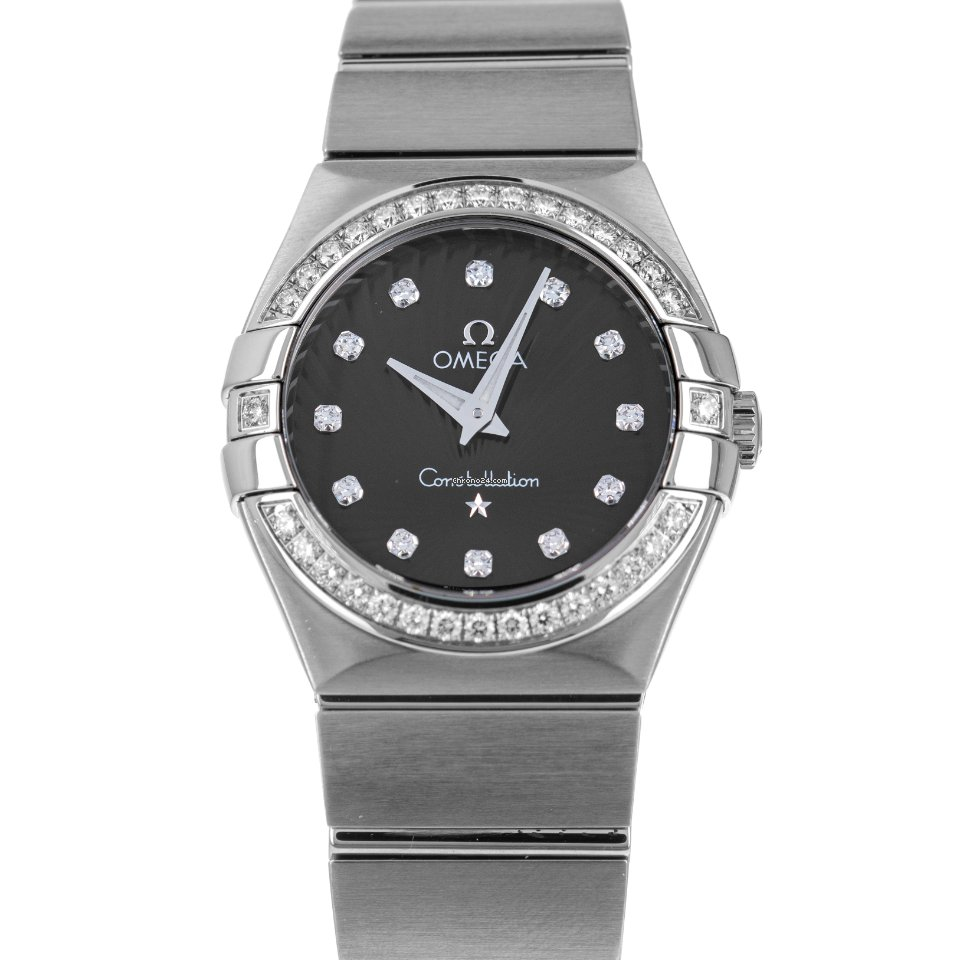 Omega Constellation 131.15.28 pre-owned