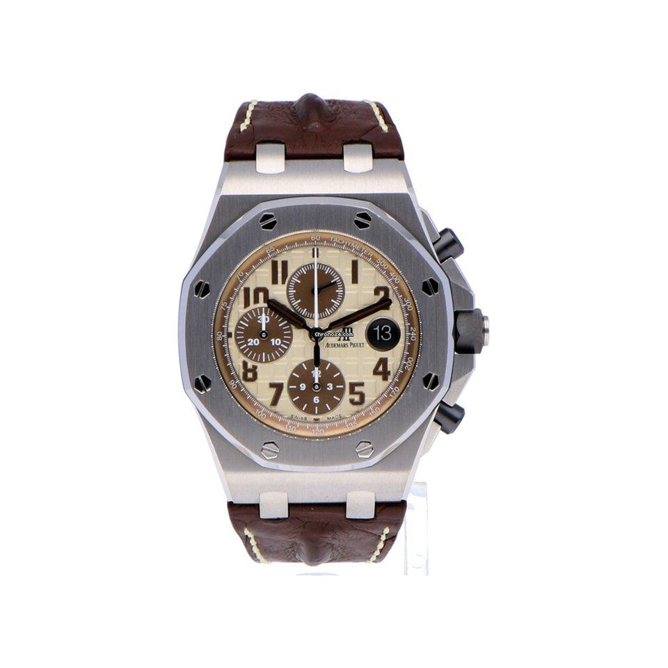 Audemars Piguet Royal Oak Offshore Chronograph 26470ST.OO.A801CR.01 Safari 2014 tweedehands
