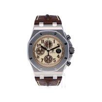 Audemars Piguet Royal Oak Offshore Chronograph 26470ST.OO.A801CR.01 Zeer goed Staal 42mm Automatisch Nederland, Amsterdam