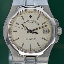 Vacheron Constantin Overseas Steel 37mm White