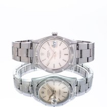 Rolex Oyster Perpetual Date Steel 34mm Silver United Kingdom, Essex