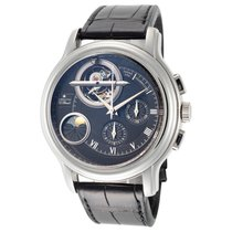 Zenith White gold Automatic Black Roman numerals 53mm pre-owned