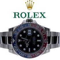 Rolex GMT-Master II 116719BLRO Sehr gut Weißgold 40mm Automatik Deutschland, Essen