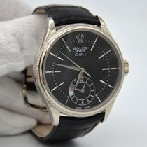 Rolex Cellini Dual Time 50529 New White gold 39mm Automatic United States of America, New York, New York