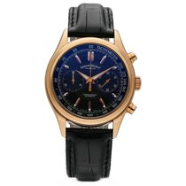 Armand Nicolet Rose gold 43mm Automatic pre-owned United States of America, Florida, Sarasota