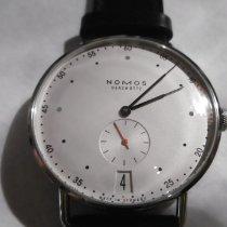 NOMOS Steel 38,5mm Manual winding 1102 new