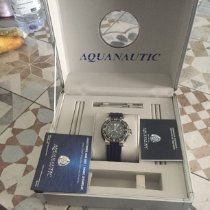 Aquanautic pre-owned Automatic 43mm Black Sapphire crystal 30 ATM
