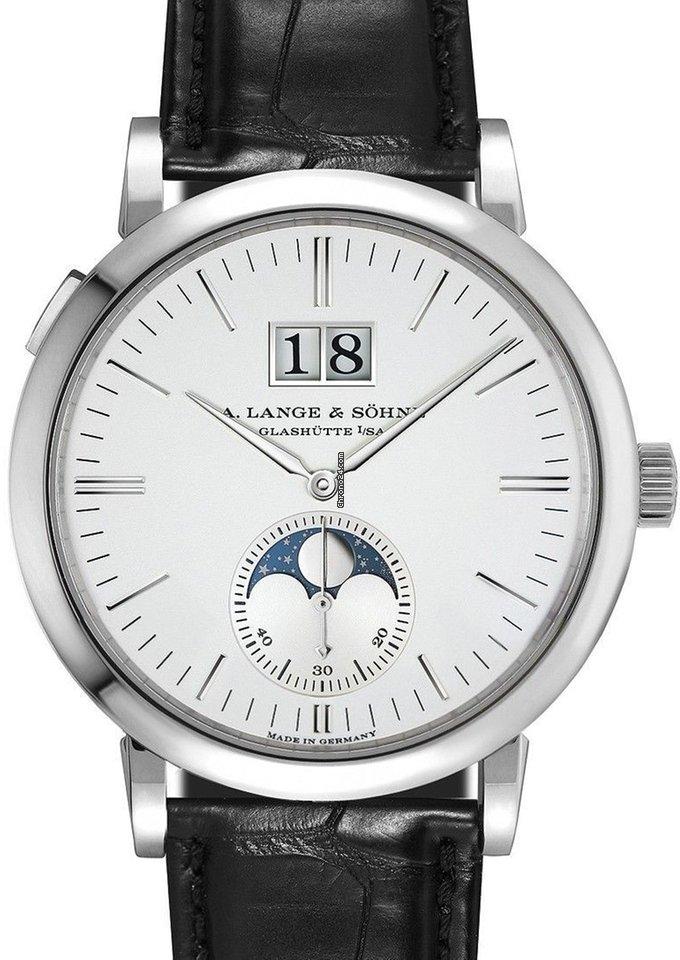 A. Lange & Söhne Saxonia 384.026 2021 new