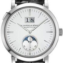 A. Lange & Söhne Saxonia 40mm Silver