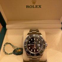 Rolex Sea-Dweller Steel 43mm Black No numerals UAE, Dubai