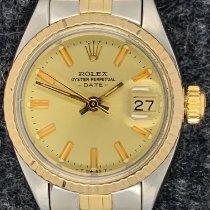Rolex 6917 Gelbgold 1981 Lady-Datejust 26mm gebraucht Deutschland, Mülheim an der Ruhr