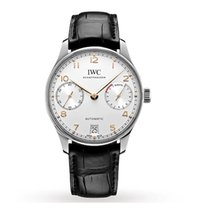 IWC IW500704 Steel 2021 Portuguese Automatic 42.3mm new United States of America, Iowa, Des Moines