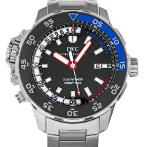 IWC Steel 46mm Automatic IW354701 pre-owned United States of America, Maryland, Baltimore, MD