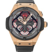 Hublot King Power Rose gold 48mm Black No numerals United States of America, Maryland, Baltimore, MD