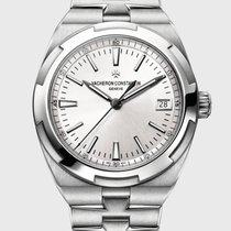 Vacheron Constantin Overseas Steel 41mm Silver No numerals United States of America, New York, Brooklyn