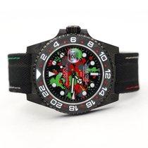 Rolex Carbon Automatic Black No numerals 40mm new
