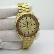 Omega 310.60.42.50.99.001 Yellow gold 2019 Speedmaster 42mm pre-owned United States of America, Florida, Orlando