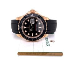 Rolex Yacht-Master 40 Rose gold 40mm Black No numerals United States of America, California, Beverly Hills
