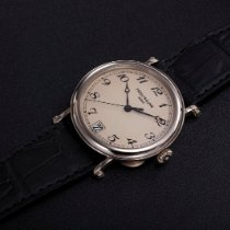 Patek Philippe pre-owned Automatic 36mm Silver
