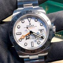 Rolex Explorer II 216570 Unworn Steel 42mm Automatic