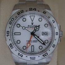 Rolex Explorer II Steel 42mm White No numerals Australia, Sydney