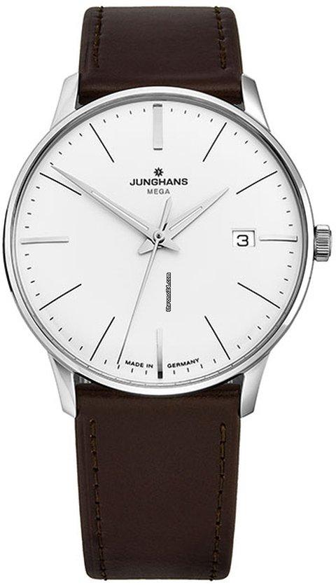 Junghans Meister MEGA 058-4800.00 new