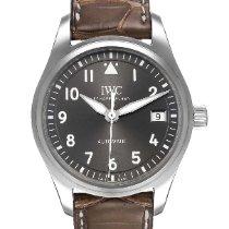IWC Pilot's Watch Automatic 36 Steel 36mm Grey Arabic numerals United States of America, Georgia, Atlanta