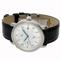 Mühle Glashütte Steel 40mm Automatic M1-30-65 pre-owned
