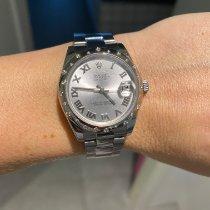 Rolex Lady-Datejust Steel 31mm Mother of pearl Finland, Lappeenranta