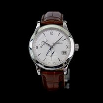 Jaeger-LeCoultre 147.8.05.S Steel Master Hometime 40mm pre-owned