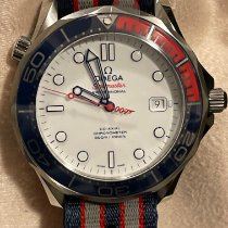 Omega Seamaster Diver 300 M Steel 41mm White No numerals United States of America, Washington, seattle