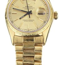 Rolex Day-Date 36 Yellow gold 36mm Gold United States of America, Illinois, BUFFALO GROVE