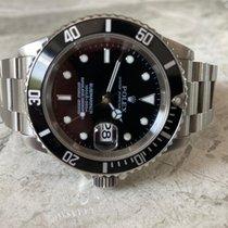 Rolex Submariner Date 16610 T Bardzo dobry Stal 40mm Automatyczny