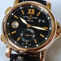 Ulysse Nardin Dual Time 246-55/32 Very good Rose gold 42mm Automatic