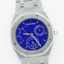 Audemars Piguet Royal Oak Dual Time Steel Blue