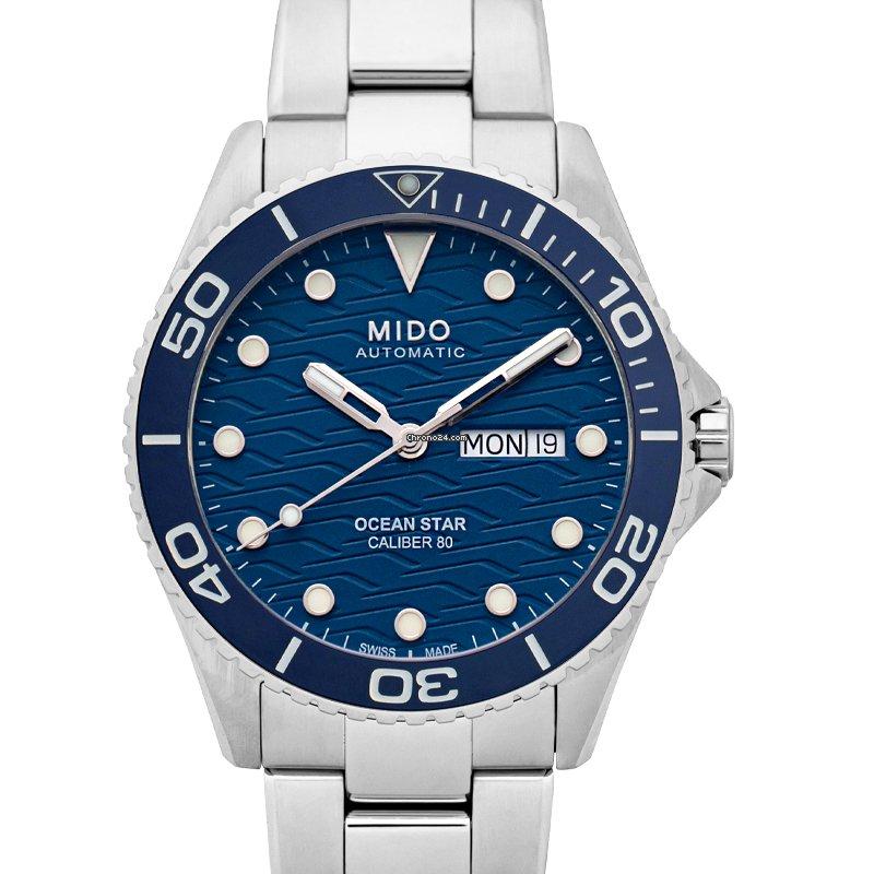 Mido Ocean Star M042.430.11.041.00 2021 nowość